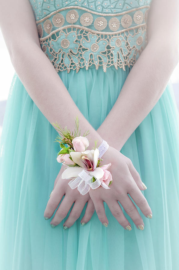 Corsage Photograph - Corsage by Rod Sterling