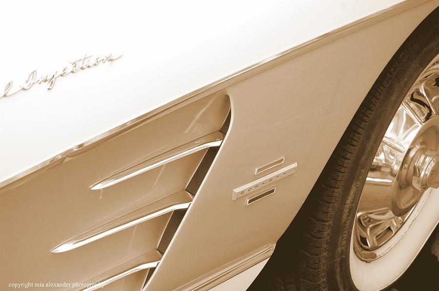 Corvette by Mia Alexander