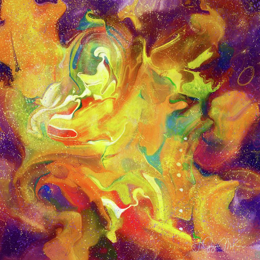 Cosmic Adventure Digital Art
