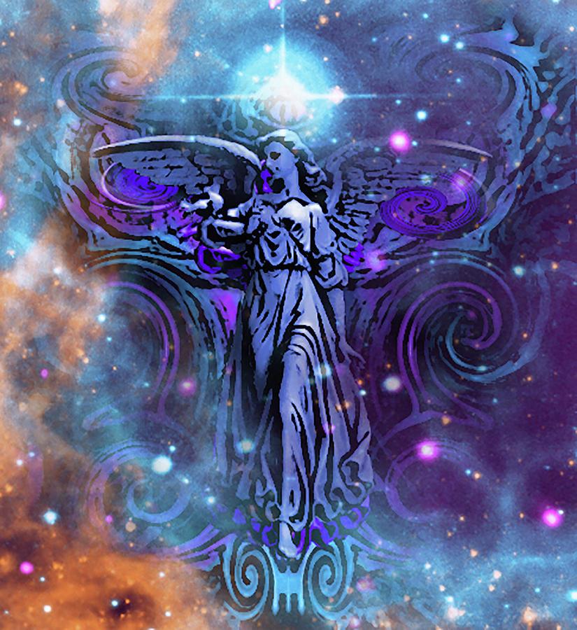 Resultado de imagem para cosmic angel