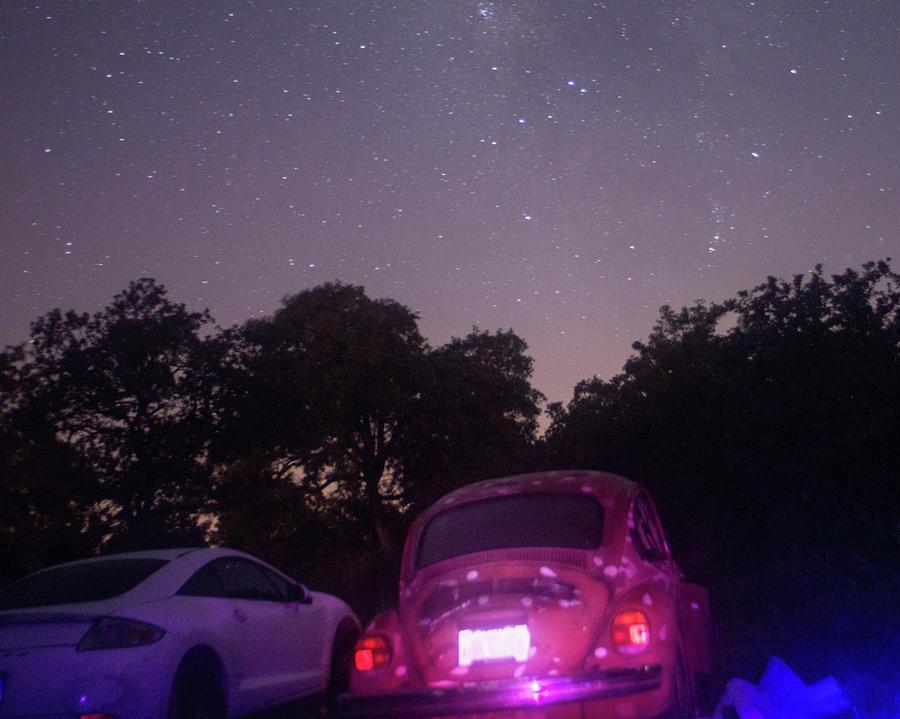 Cosmic Beetle 8 Photograph