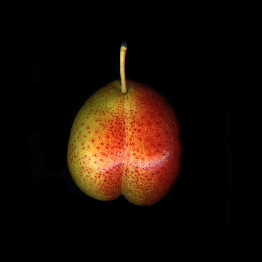 Cuisine Photograph - Cosmic Pear by Christian Slanec