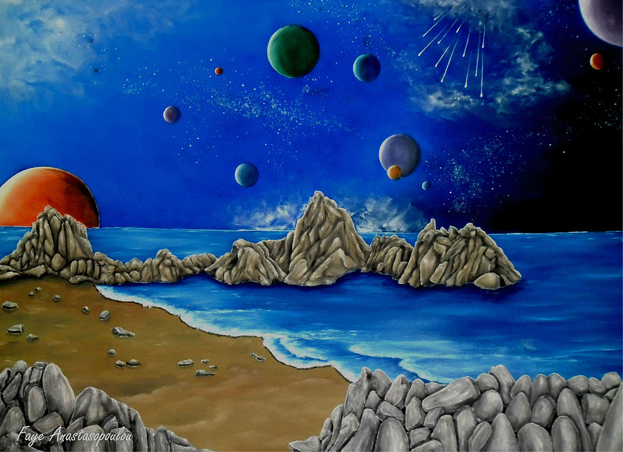 Cosmic Perception by Faye Anastasopoulou