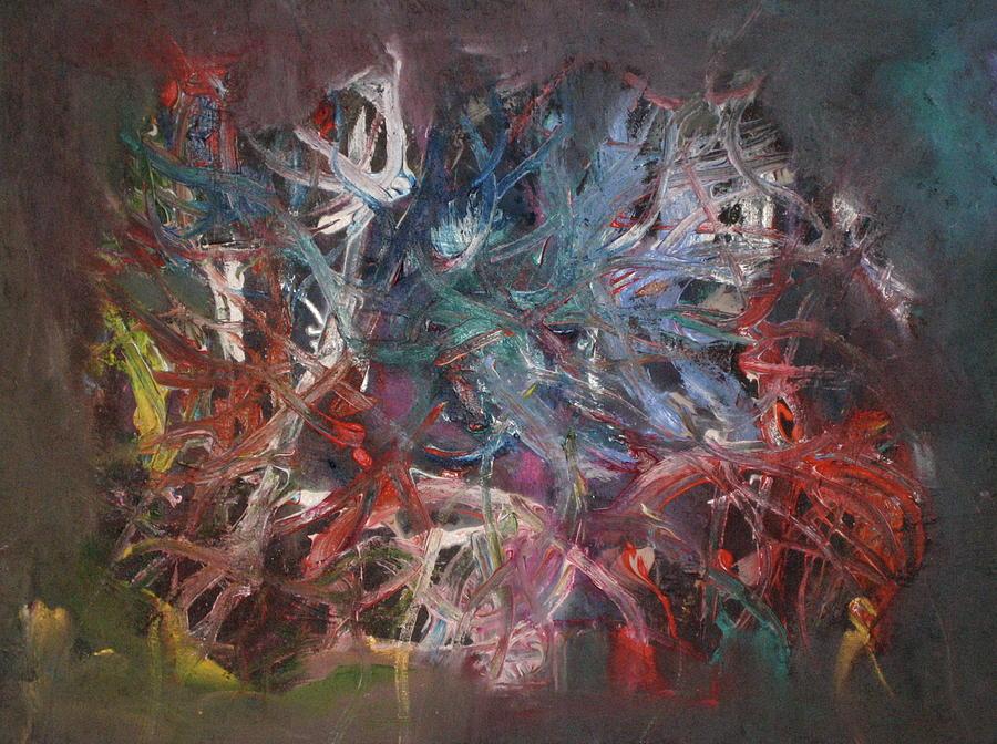 Cosmic Web by Michael Lucarelli