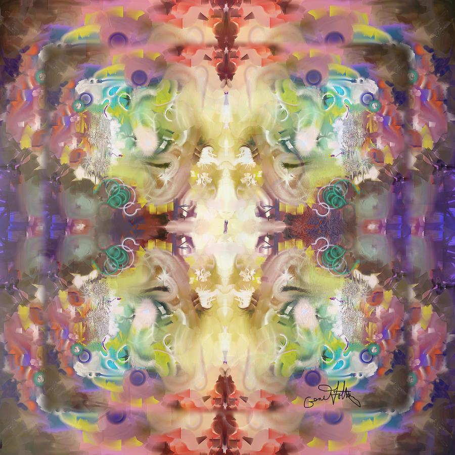 Cosmos by Eugene Foltuz