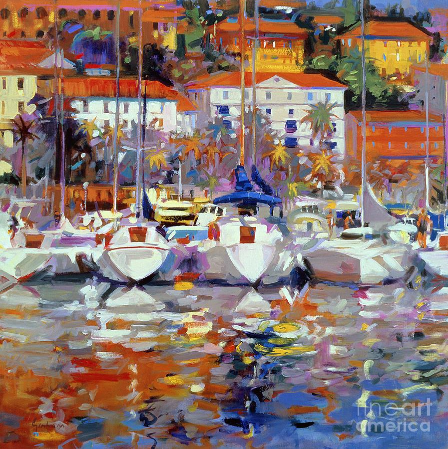 Impressionist Painting - Cote Du Midi by Peter Graham