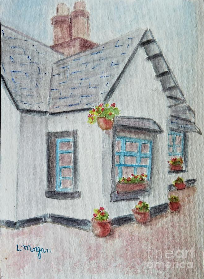 Thistle Cottage by Laurie Morgan