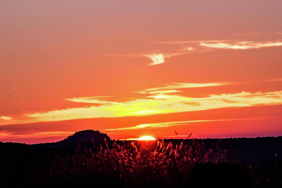 Cotton Candy Pink Sunrise 9/22/2016 Photograph