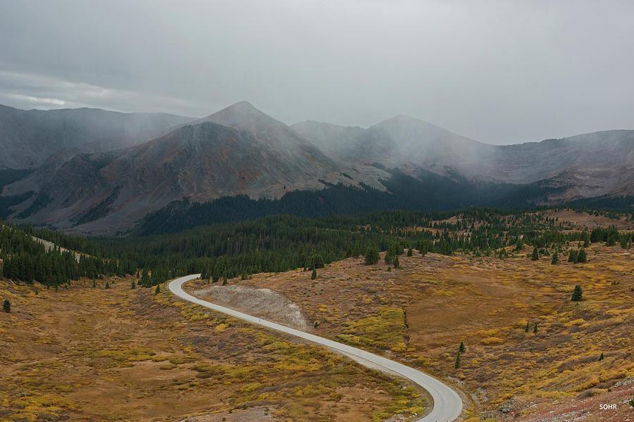 Cottonwood Pass #1 by Dana Sohr