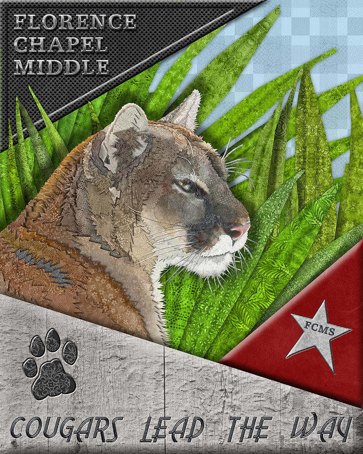 Cougars Lead the Way by Robin Morgan