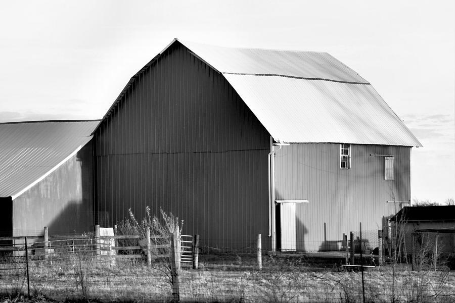Country Barn Photograph