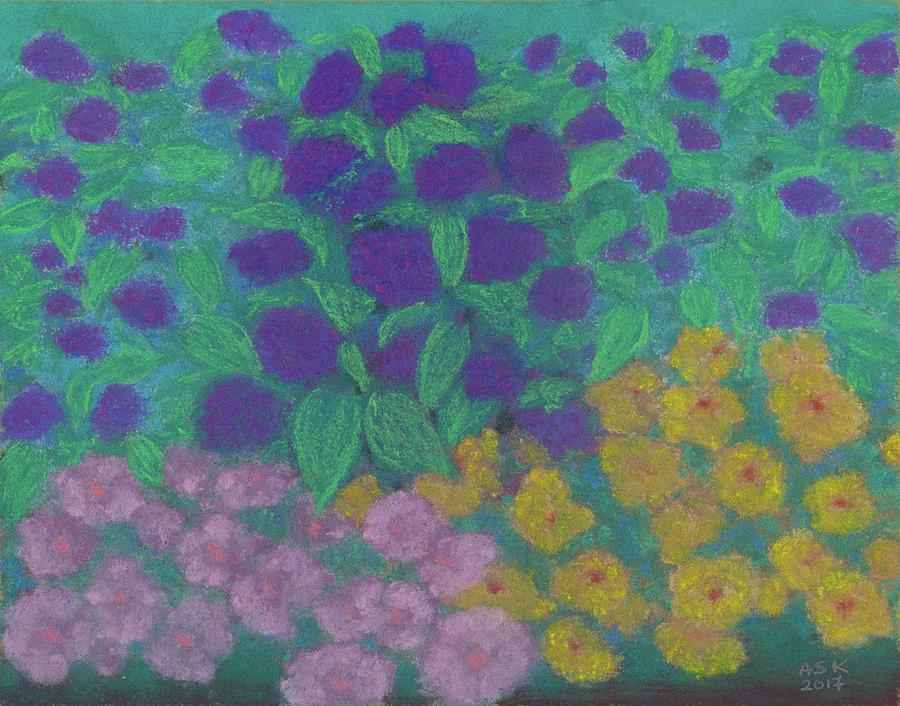 Country Garden Inspiration by Anne Katzeff