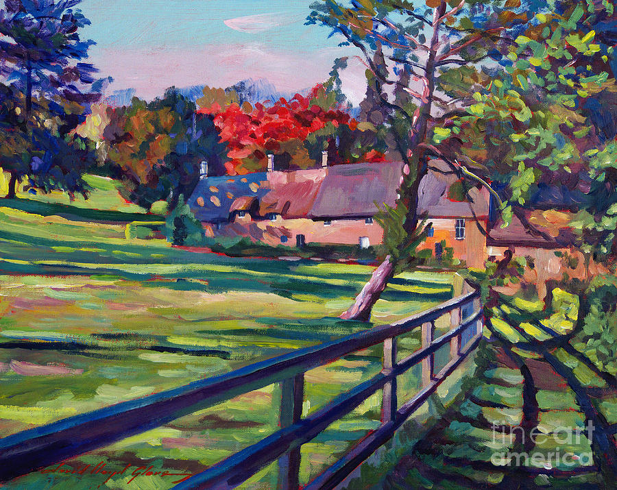 Image Result For Countryside Landscape Paintings