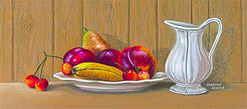 Country Kitchen Painting by Skeeter Leard