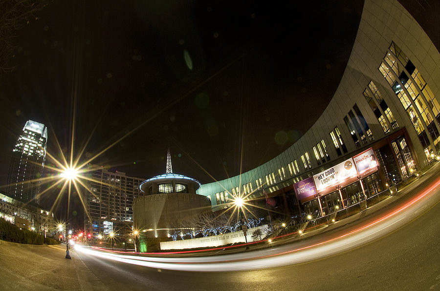 Country Music Hall Of Fame Photograph - Country Music Hall Of Fame by Giffin Photography