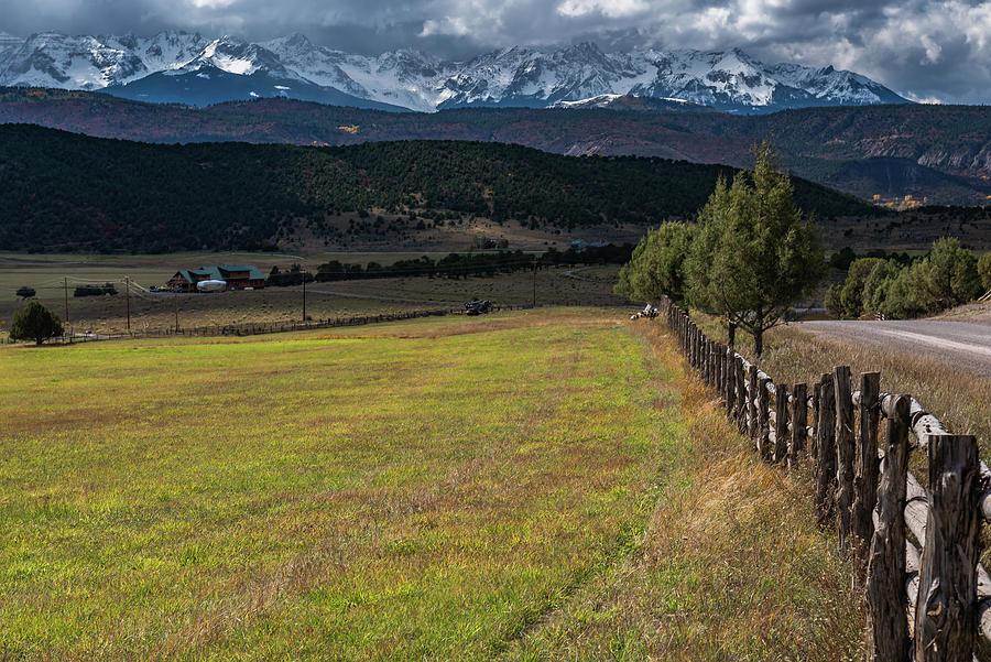 Colorado Country by Chuck Jason