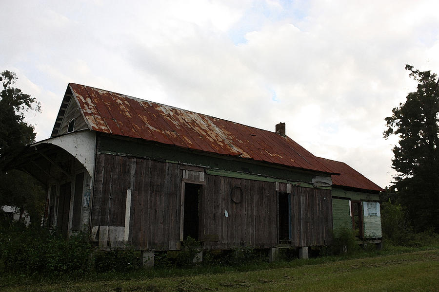 Buildings Photograph - Country Store Two by Paula Coley