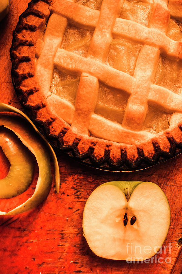 Orange Photograph - Country Style Baking by Jorgo Photography - Wall Art Gallery