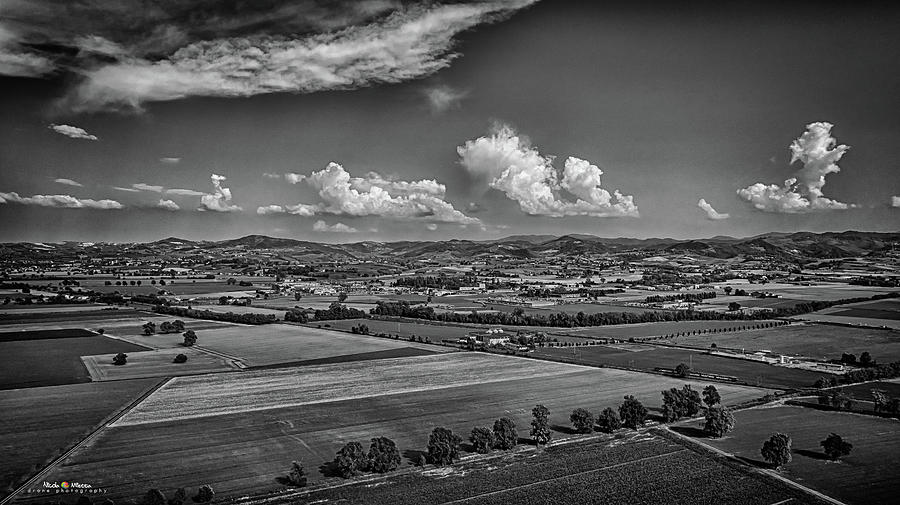 Countryside Photograph - Countryside by Nicola Maria Mietta