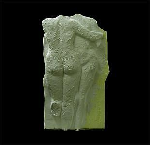 Couple Nude Relief - Couple by Carlos  Bottelho