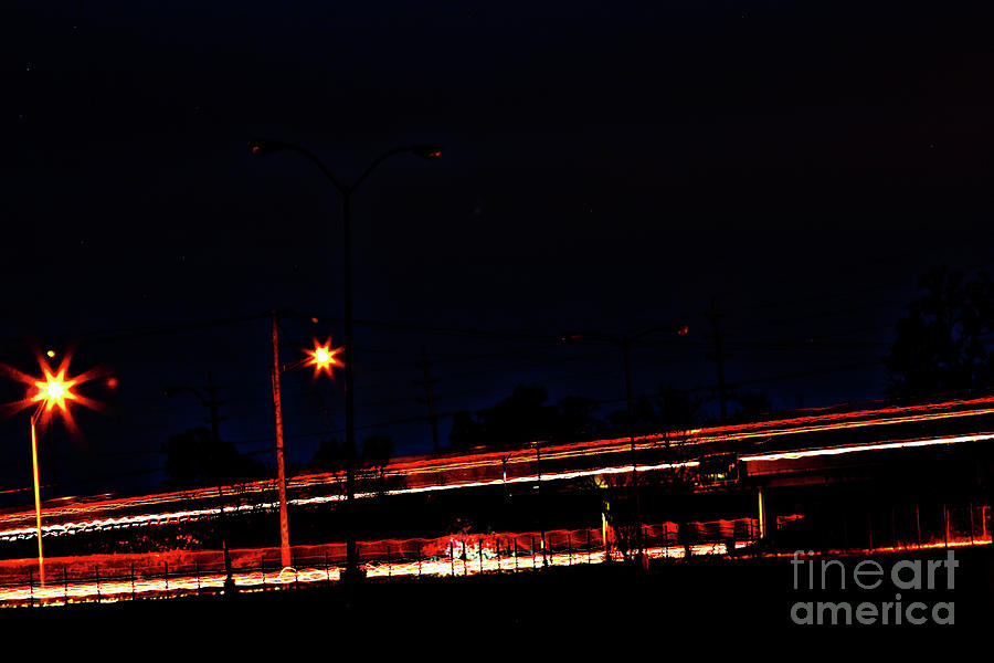 Court Street Traffic Lights Photograph