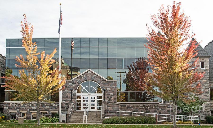 Traverse city courthouse