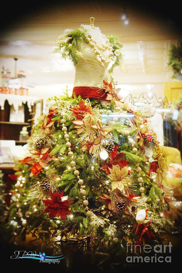 Couture Christmas Photograph