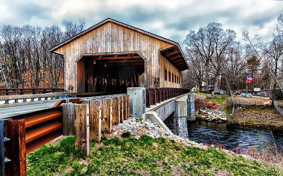 Pepperell Covered Bridge, Massachusetts | Nature Notes