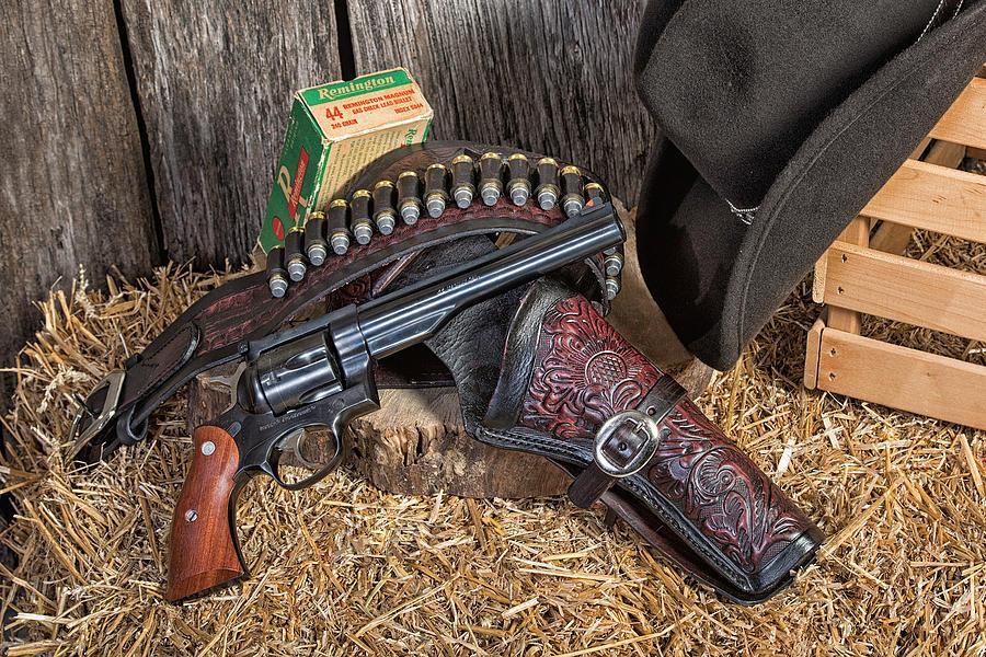 Cowboy Gunbelt by John Kiss