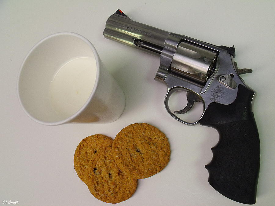 Still Life Photograph - Cowboy Junky by Ed Smith