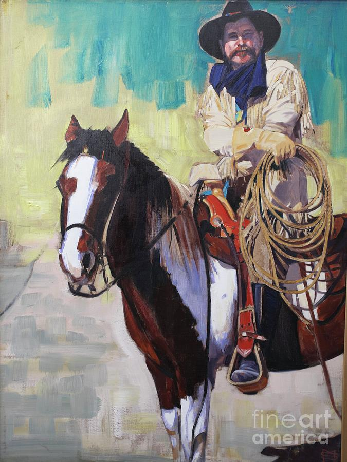 Cowboy by Michael Stoyanov
