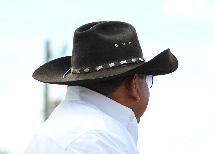 Cowboy Photograph - Cowboy Reflections by Beth Wiseman