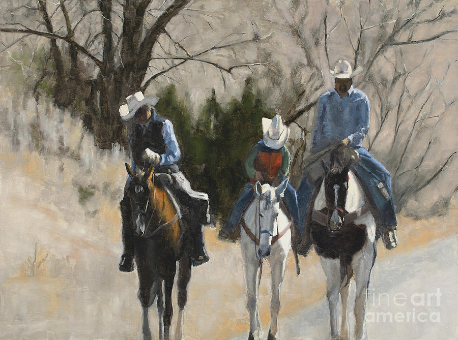 Cowboys by Tate Hamilton