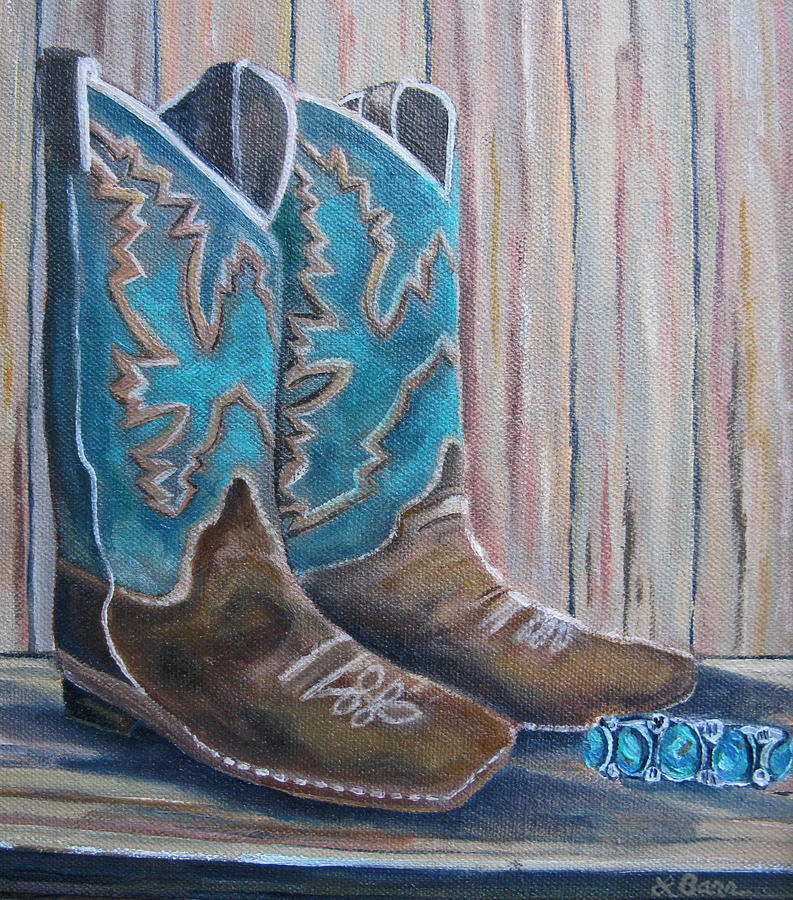 Cowgirl Couture by Lisa Barr