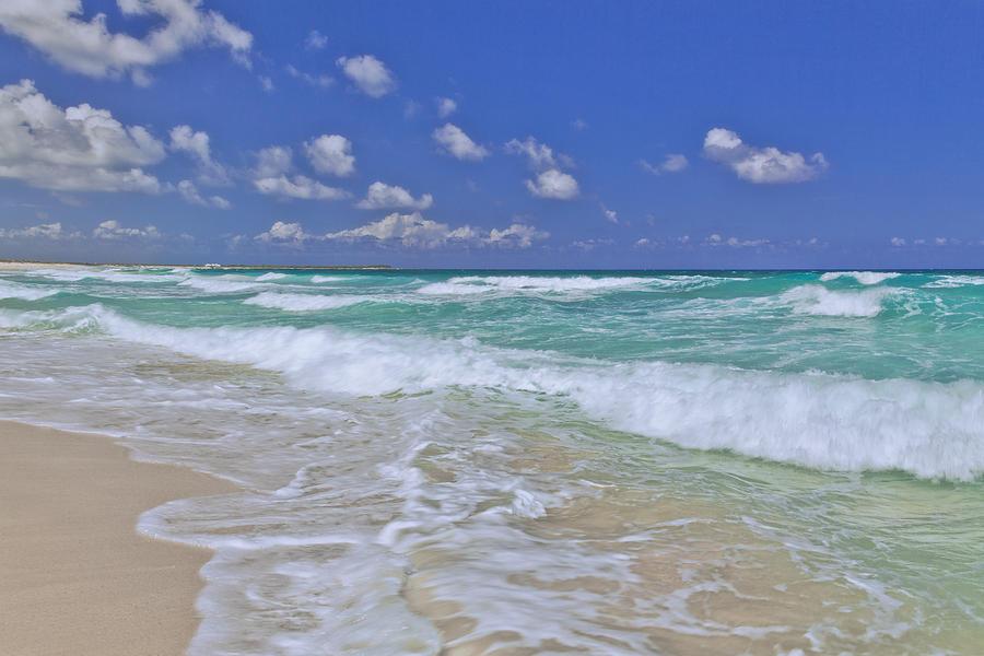 Cozumel Photograph - Cozumel Paradise by Chad Dutson