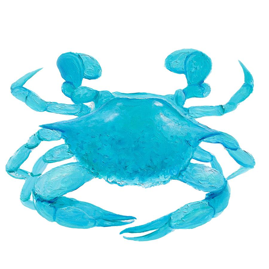 Crab Painting Painting