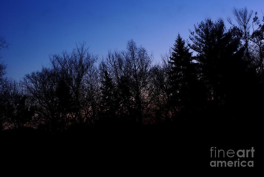 Crack Of Dawn Photograph