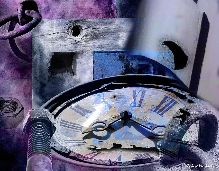 Cracked Time by Robert Michaels