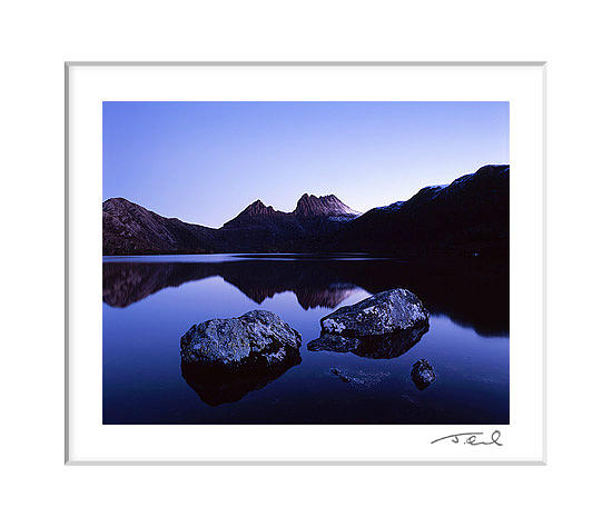 Landscape Photograph - Cradle Mountain by James Osmond
