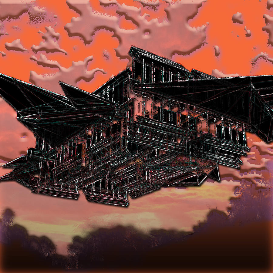 Graphic Design Digital Art - Craft by Aaron Kreinbrook