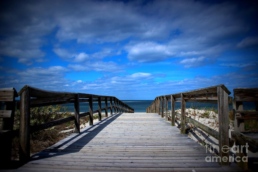 Crane Beach Photograph by Hanni Stoklosa