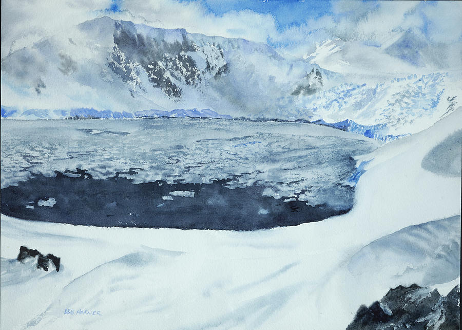 Crater Ice by Deborah Horner