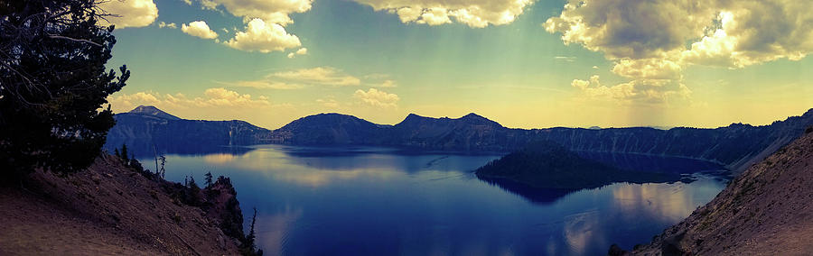 Crater Lake 2 by Pacific Northwest Imagery