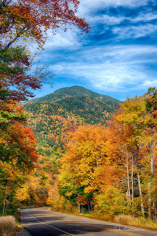 Crawford Notch 8738 Photograph