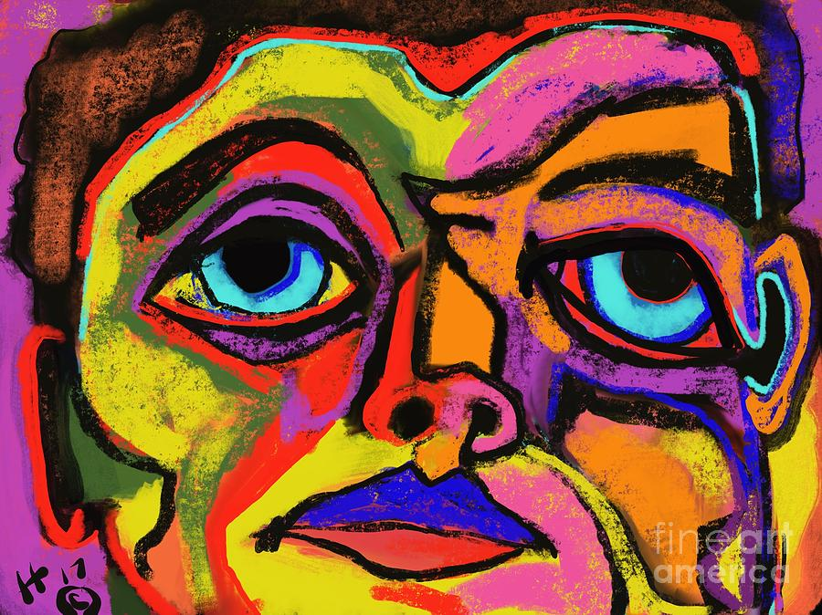 Crayon Bob by Hans Magden