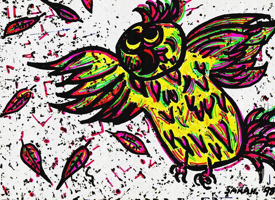 Crazybird Drawing