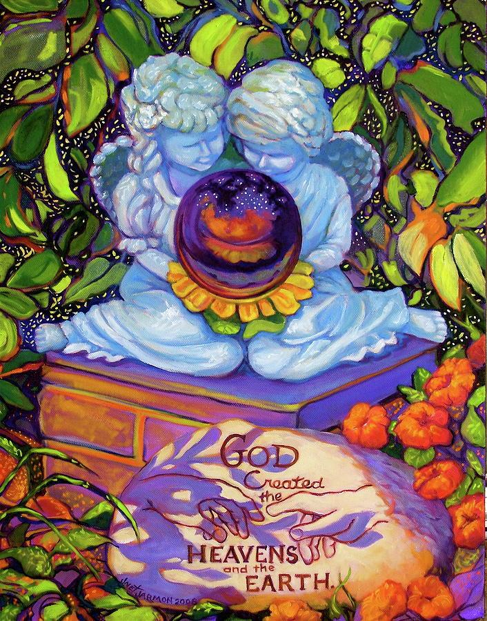 Garden Wisdom 1-Creation by Jeanette Jarmon