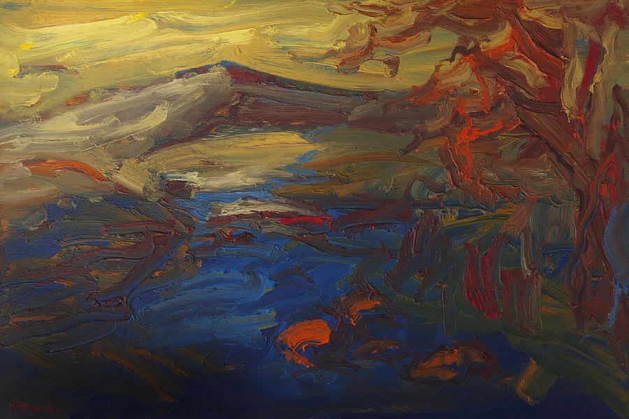 The Waters Part by Michael Shipman