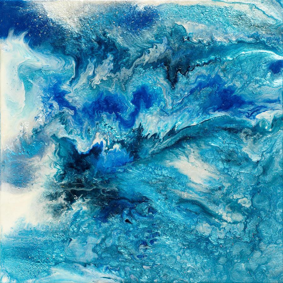 Abstract Painting - Creation by Paul Tokarski