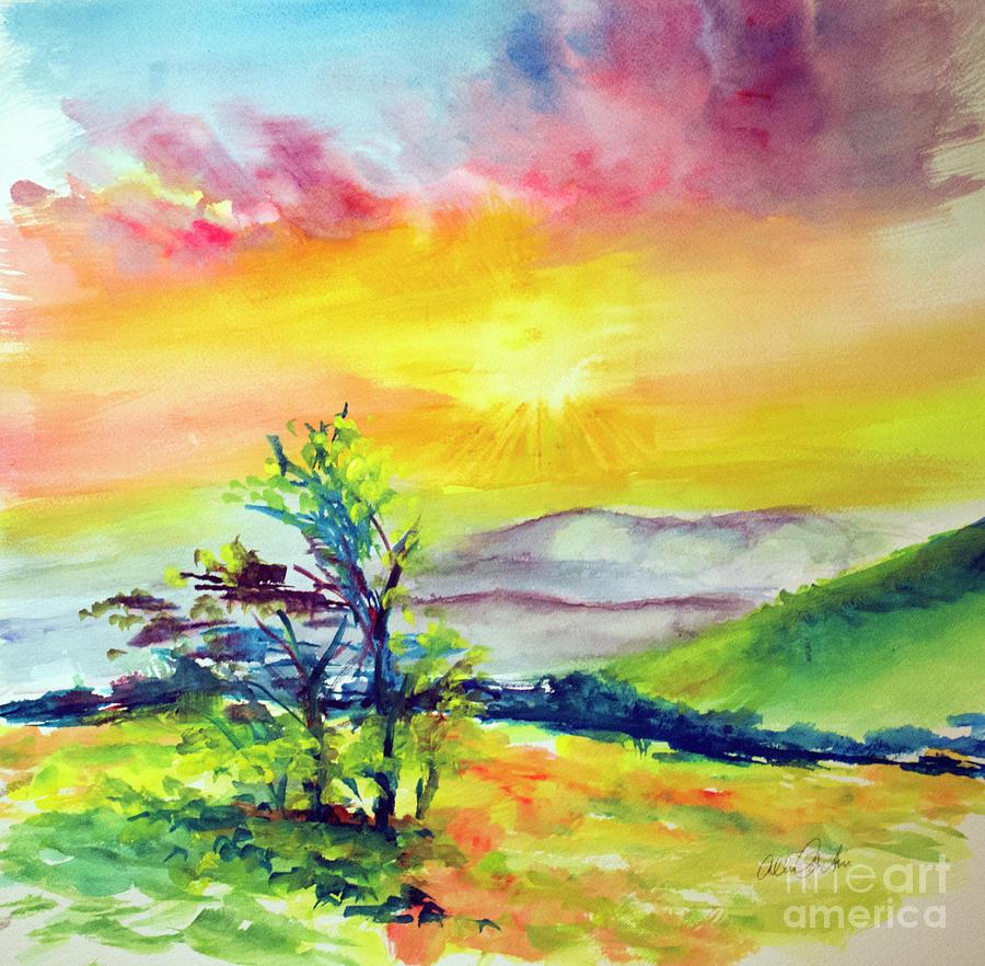 Creation Sings Painting